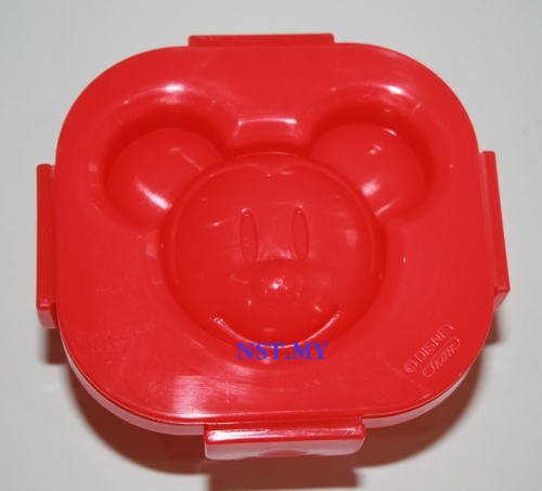 Japan Import Mickey Head Shaped Egg Mould
